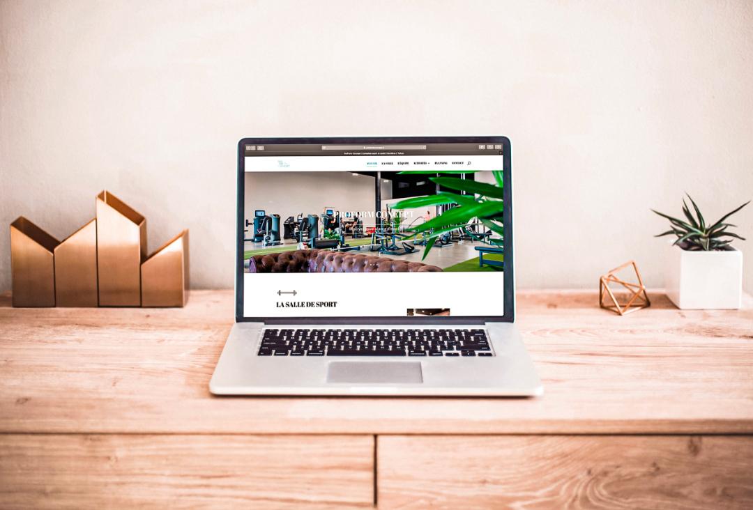 Le site internet de ProForm Concept.